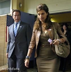 Arnold Schwarzenegger és Maria Shriver