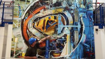 Több világrekordot is megdöntött egy fúziós reaktor