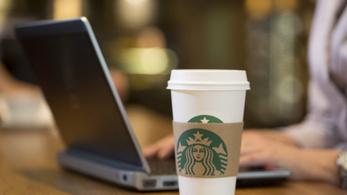Ha a Starbucksba járt maszturbálni, van egy rossz hírünk