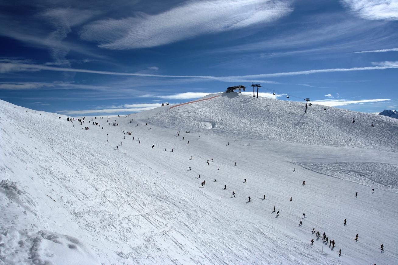 Rastkogel ski sípálya