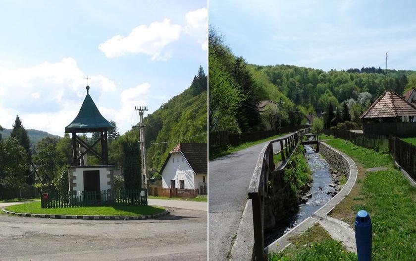 Háromhuta három apró faluból áll: Újhuta, Középhuta és Óhuta utcáit a Tolcsva-patak kíséri végig. A háborítatlan településekből minden irányban mesés túrákat lehet tenni a Zempléni-hegységben, de utcáik is szebbnél szebb házakkal vannak tele.