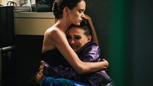 Natalie Portman depressziós popsztár lett