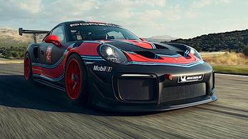 GT2 RS Clubsport: a távozó Porsche utolsó nagy pofonja