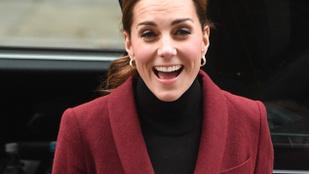 Katalin hercegné borzasztóan várja már az új royal bébi megszületését