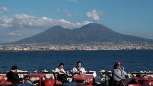 Ez a hegy egyszer rá fog robbanni félmillió olasz otthonára