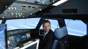 Pilótaképző központot nyitott Budapesten a Wizz Air