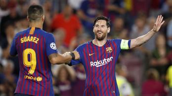 3,8 milliárd forintot költ fizetésre a Barca hetente