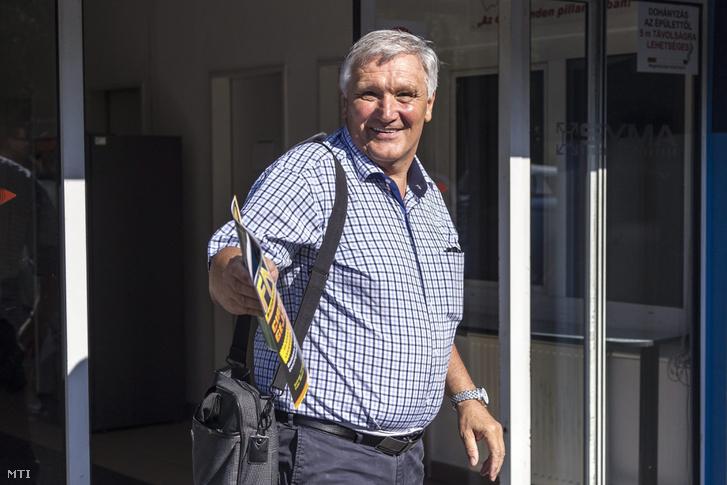 Puch László 2014. július 19-én.