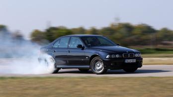Teszt: BMW E39 M5