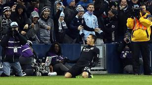 Sallói gólja is kevés volt a MLS-döntőhöz