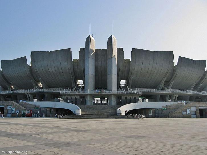 Nagano Olimpiai Stadionja