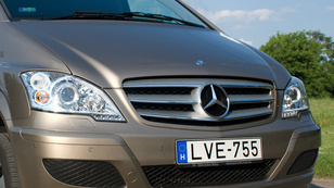 Mercedes-Benz Viano Ambiente Long 2.2 CDI 4MATIC