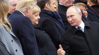 Trump cége egy 14 milliárdos lakosztállyal akarta megajándékozni Putyint