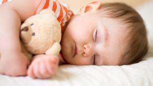 Alvásproblémák gyerekeknél – mennyi alvásra van szüksége egy gyereknek?