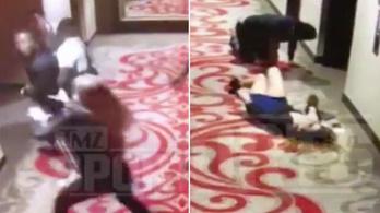 Fél szezonra elkaszálták a földön fekvő nőt megrúgó NFL-est