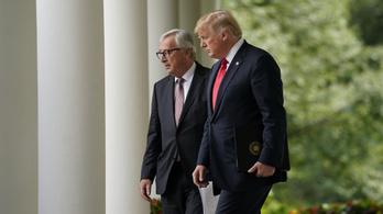 Tökéletesen csinált hülyét az EU Trumpból