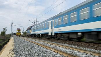 Késnek a vonatok Budapest és Hegyeshalom között