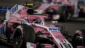 Hivatalosan is megszűnik a Force India név az F1-ben