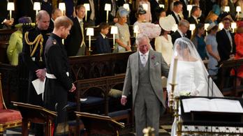 Meghan hercegné légfrissítőt akart a dohos esküvői kápolnába, a palota állítólag nem engedte