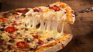 Így készül a tökéletes pizza a tudomány szerint