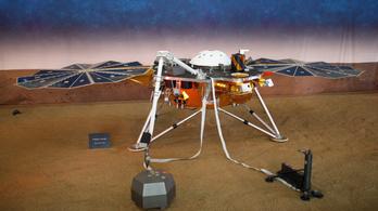 Ideális helyen landolt a Mars vakondja