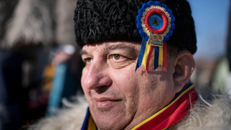 Románok vagyunk, itt örökké urak maradunk