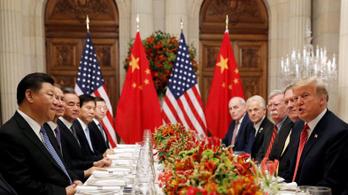 Kína egyelőre megmenekült az amerikai védővámoktól