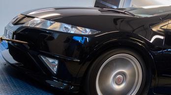Civic Type-R? Csak Honda-rajongóknak való