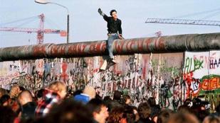 A mindenit, tényleg ma van a berlini fal hihetetlen évfordulója? Nem.