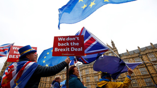 Már brit kormánypárti képviselők is új népszavazást írnának ki Brexit ügyben
