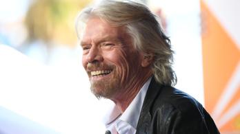 Richard Branson karácsonyra embert visz az űrbe