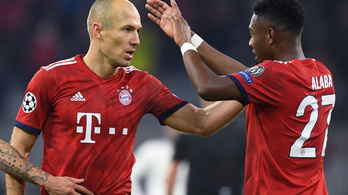 Robben tíz év után lelép a Bayerntől