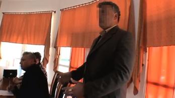 Indexes videóban, még polgárőrként beszélt a