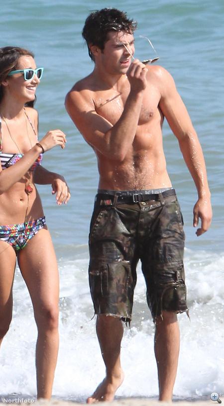 Efron azt a Valamit még napszemüveg nélkül is megnézi