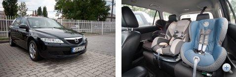 A Mazda6 kombi sem rossz ötlet