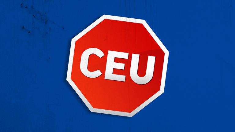Hogy megy el a CEU, ha egy része itt marad?