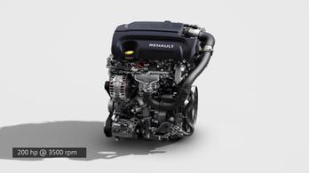 Vadiúj dízeleket mutat be a Renault
