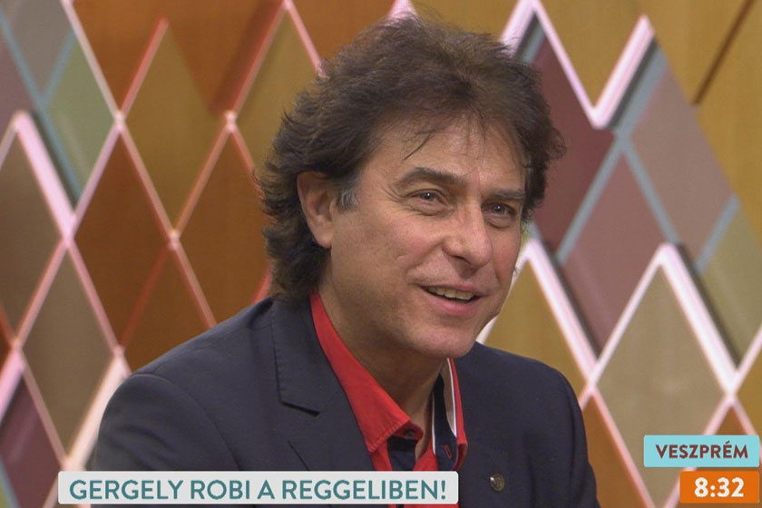 Gergely Róbert halálosan szerelmes volt a 10 évvel fiatalabb színésznőbe