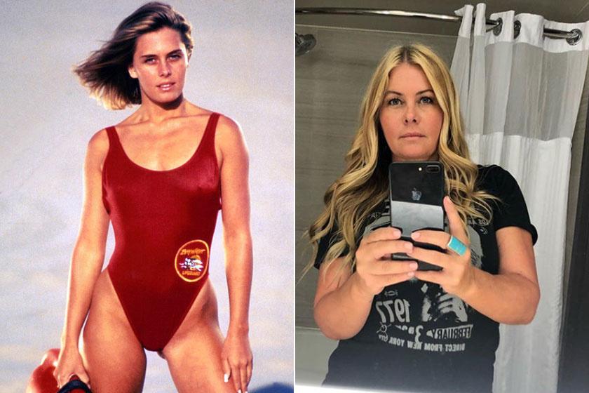 A 46 éves Nicole Eggert Summer Quinn bőrébe bújhatott. Ma boldog családanya, két lányt nevel.