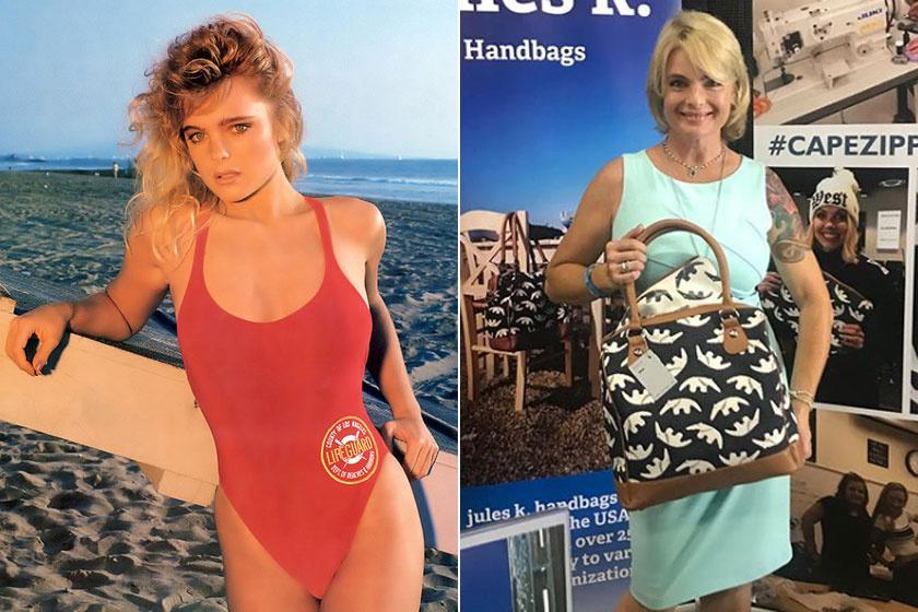 Erika Eleniak, a Baywatch Shauni McClainje már 49 éves. Továbbra is színészkedik, 2018-ban két filmje jelent meg, a Marilyn Monroe Back? és a Cor Values című dráma.