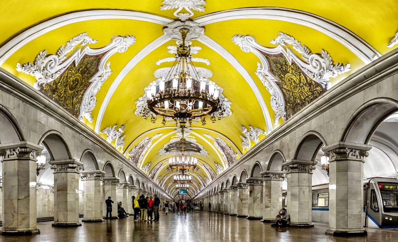 Komszomolszkaja-Moszkva