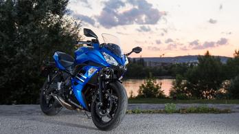 Teszt: Kawasaki Ninja 650 – 2018.