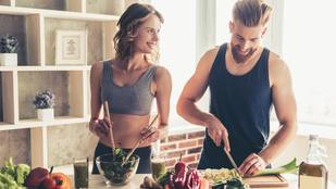 Az étrend-összeállítás alapvető szabályai fogyáshoz, súlycsökkentéshez