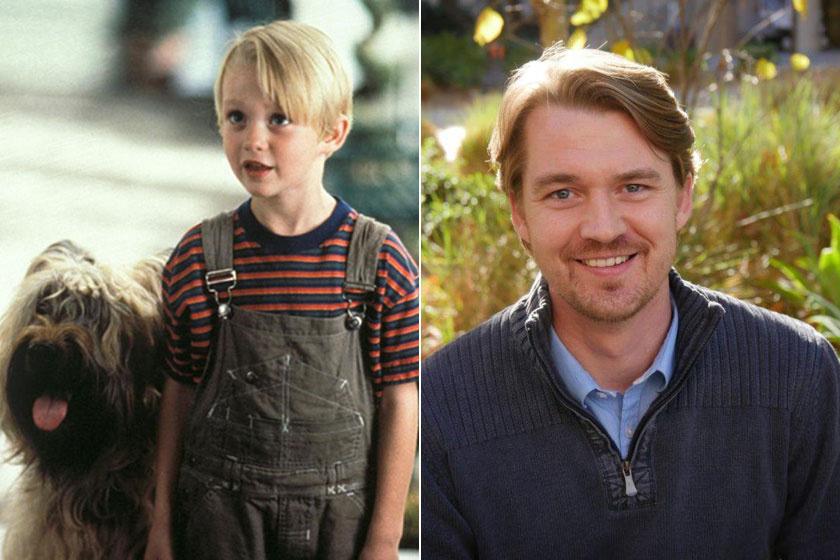 A most 32 éves Mason Gamble-nek szép színészi karriert jósoltak a Dennis, a komisz megjelenésekor, ennek ellenére nem lett belőle világsztár. Ma már tengerbiológusként tevékenykedik.