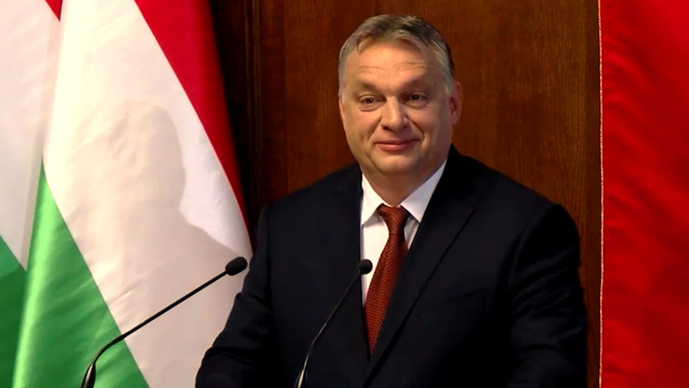 Amikor Orbán sok sikert kívánt a CEU-nak - a teljes sztori