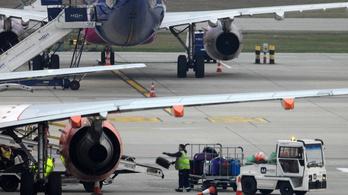 RTL: Testkamerára kötelezhetik a repülőtéri rakodómunkásokat