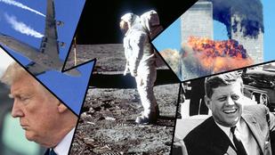 Világsztárok kedvenc összeesküvés-elméletei a holdra szállástól a chemtrailig
