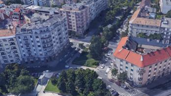 Átalakítják a Kosztolányi Dezső tér melletti kis parkot