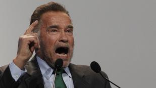 Schwarzenegger lehülyézte Trumpot
