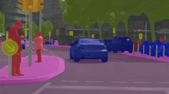 Lenyűgöző utcákat rajzol az Nvidia AI-ja